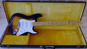 Fender Japan ストラト上位機種