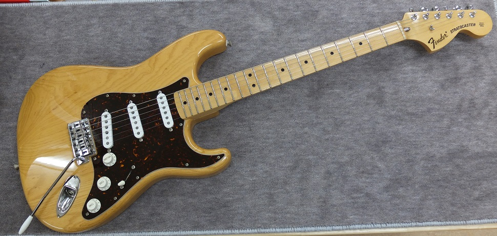 Fender Japan ST71-85TX NAT