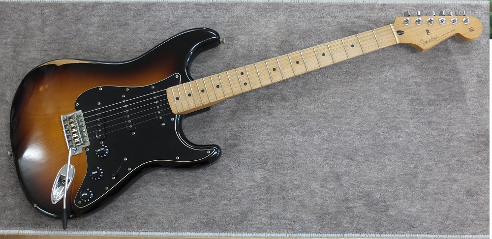 Road Worn Player Stratocaster!
