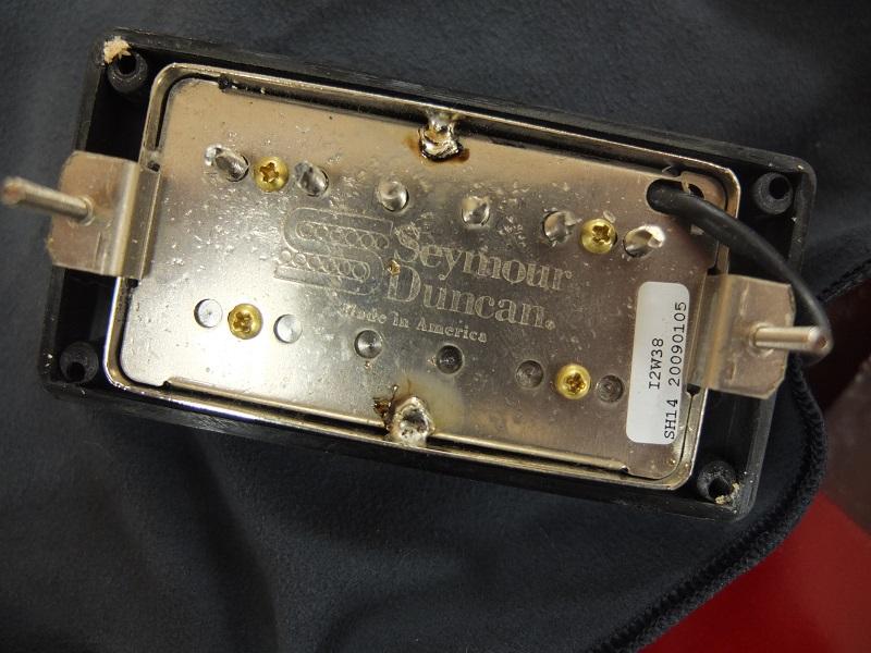 リアはSH-14 custom。