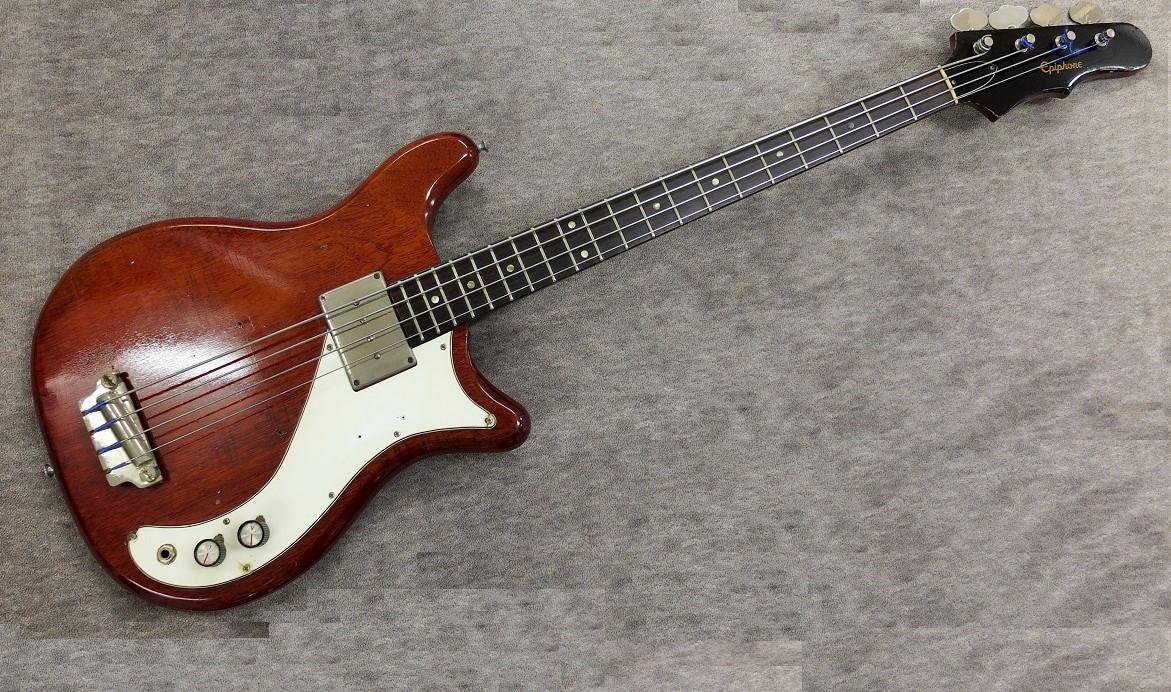 1964年製のEpiphone Newport Bass