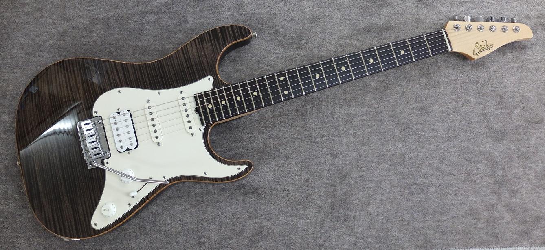 ハイエンドギターの旗手Suhr、Pro Series S3