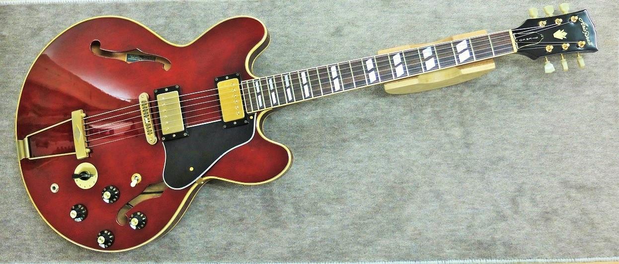 78年製、目を疑う美品Japan Vintage、マツモク製のES-345モデル!