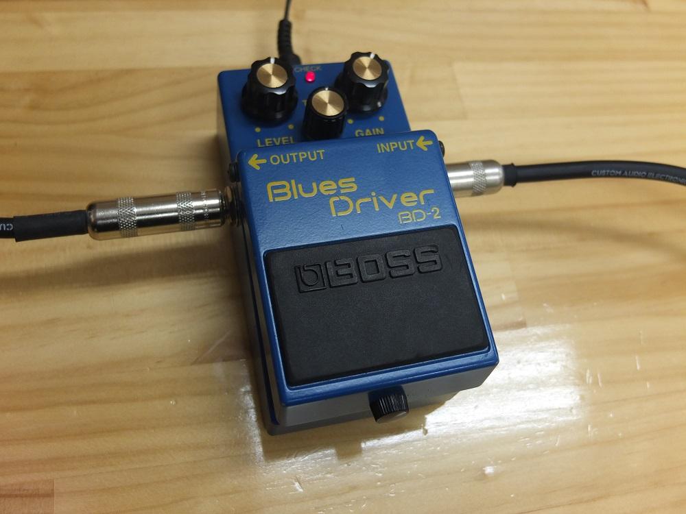 名機Blues Driver!