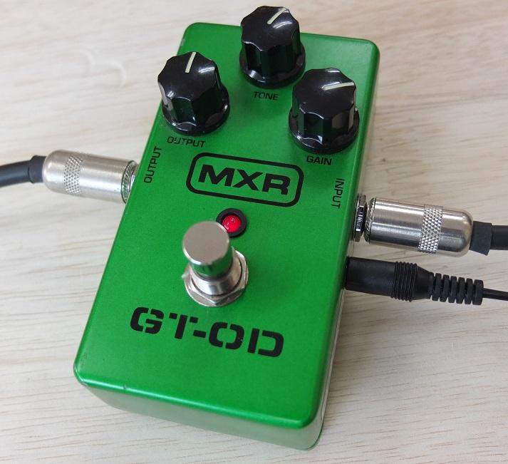 MXRのオーバードライブGT-OD