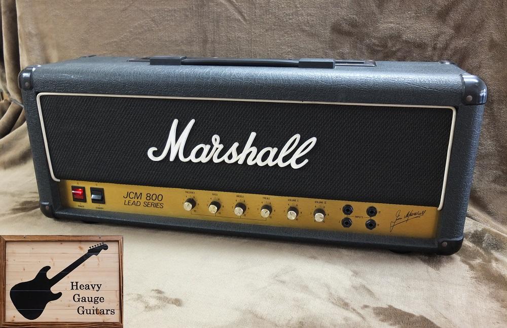 80年代のみに生産された1959タイプJCM800!