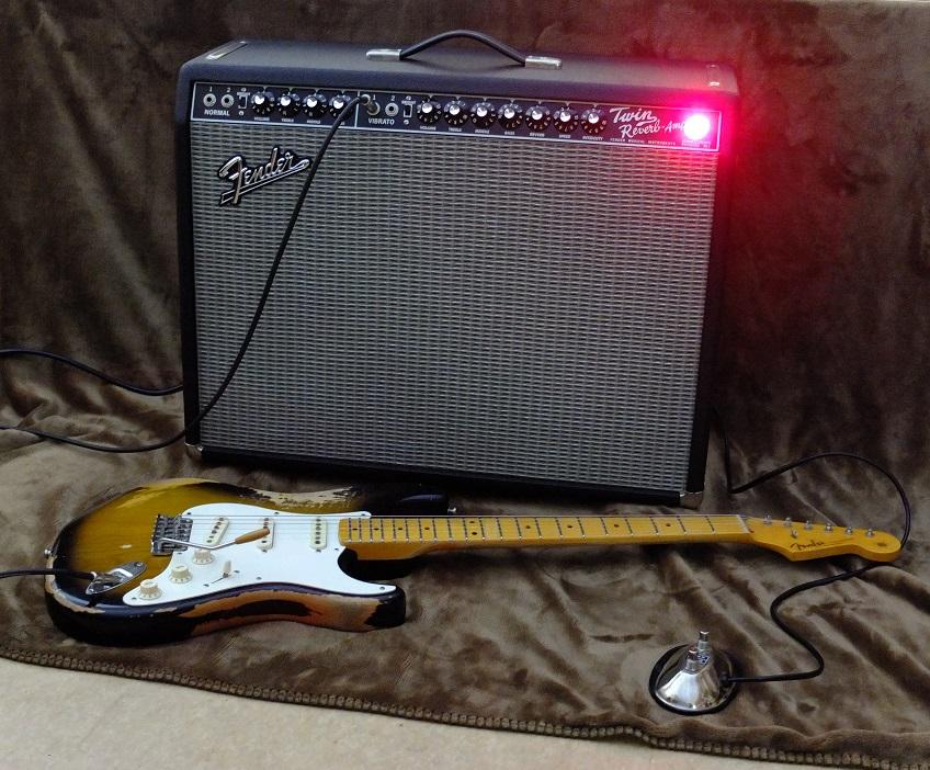 Fender 65 Twin Reverb!
