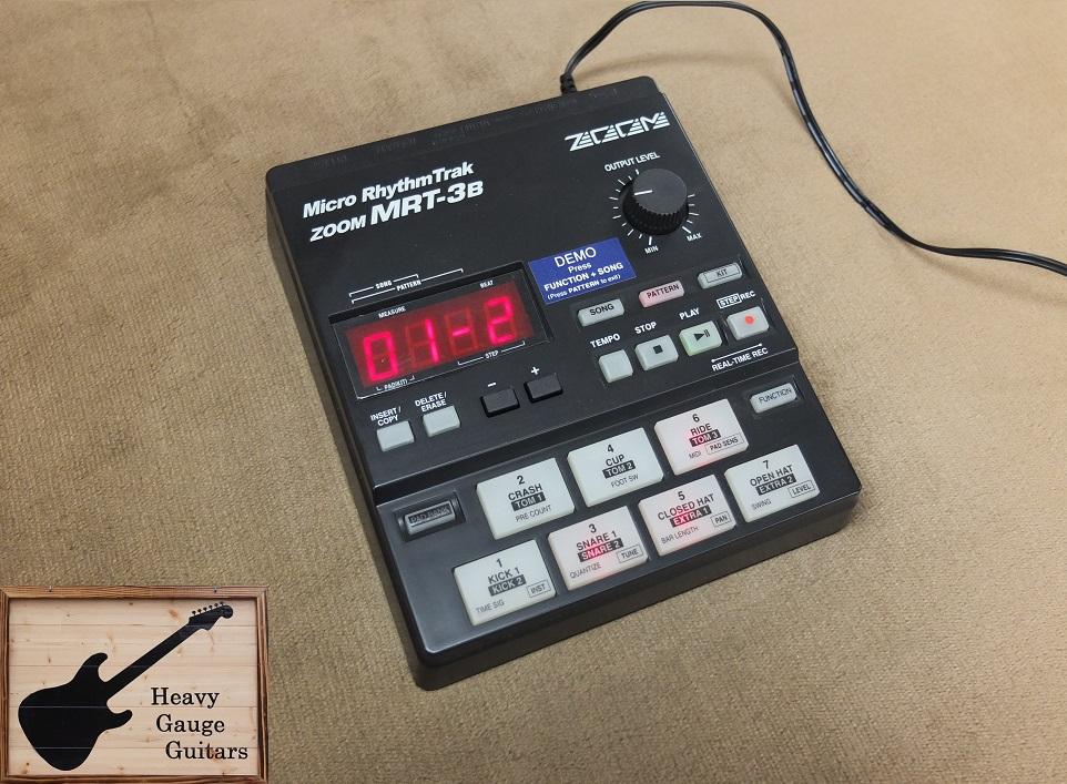 シンプル操作のドラムマシン!