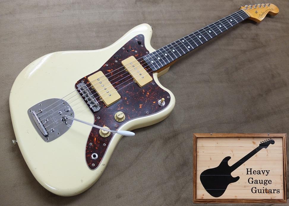 Fender Japan Jazzmaster Aシリアル!!
