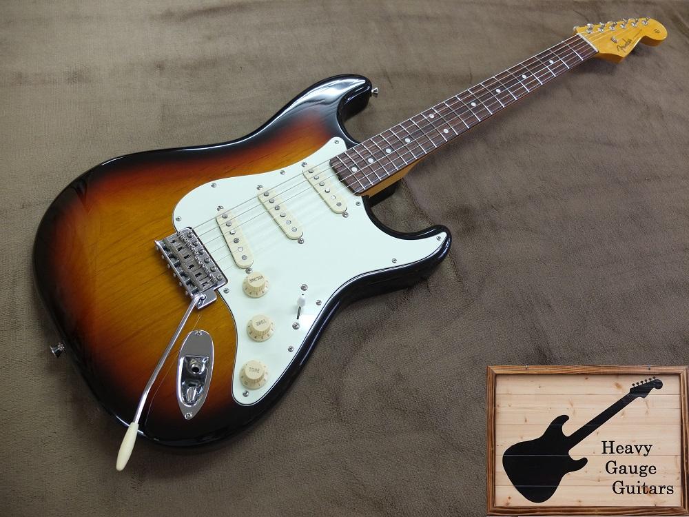 Fender Japanの60年代タイプストラトの最高峰!