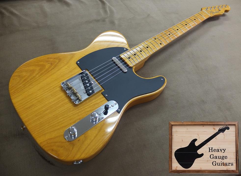 日本製Fender最上位テレ!