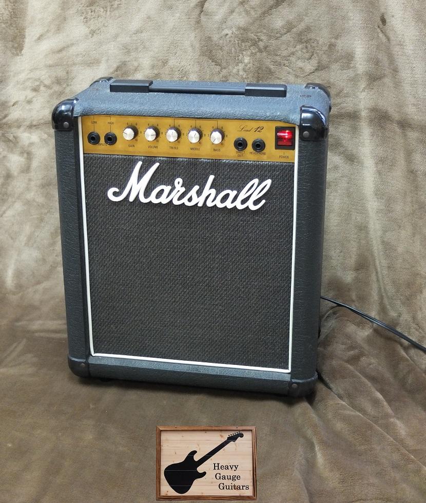 名機Marshall Lead12 MODEL5005!!