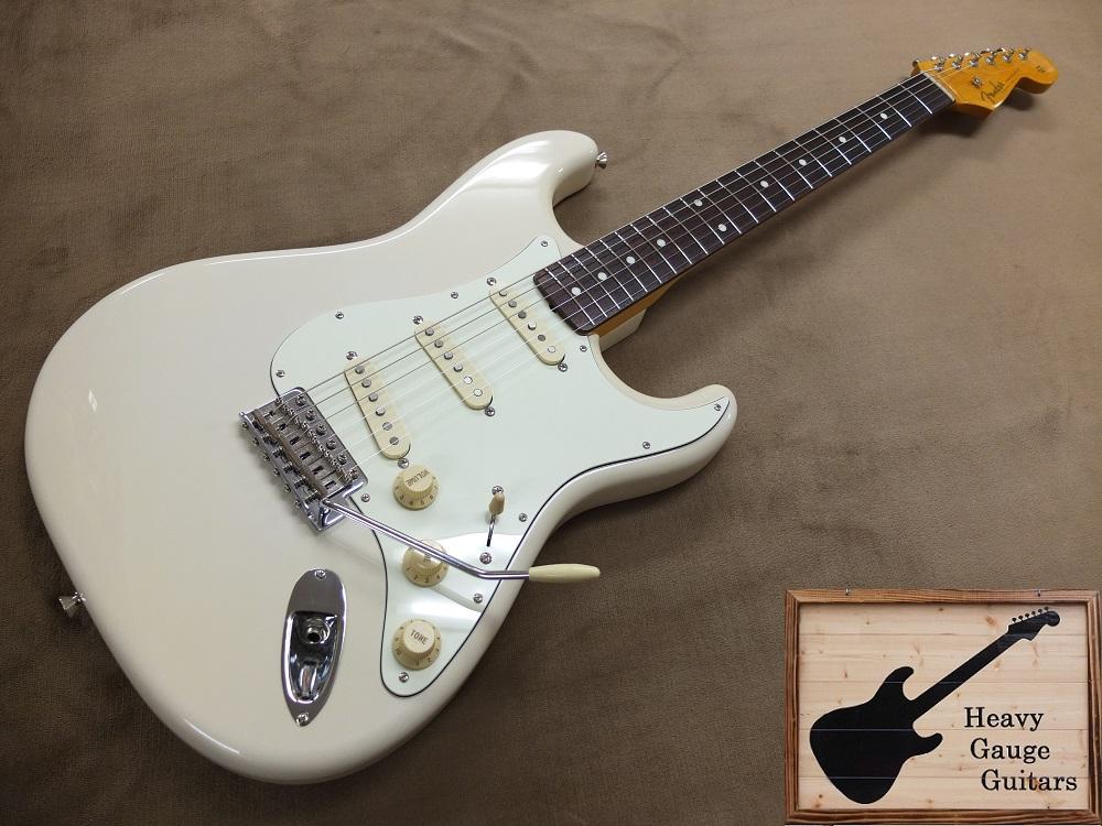 Fender Japanストラト最上機種VSP!