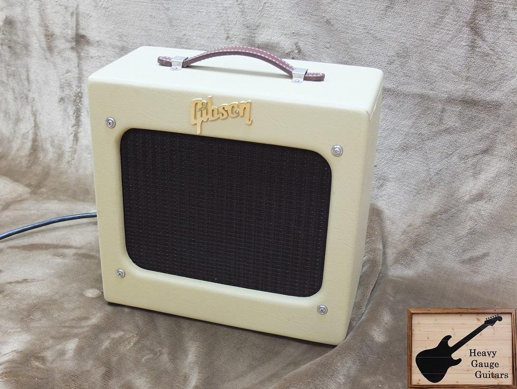 Gibson版Champともいえるベッドルームアンプ!